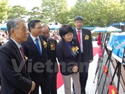 Exhibition on China's illegal land reclamation opens in the RoK