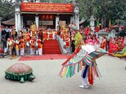 Hanoi moves to preserve ancient dances