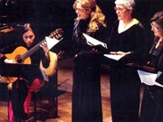 Int'l artists perform Spanish concert at Vietnam music academy
