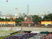 Massive parade marks Vietnam's 70th National Day