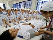Japan seeks more Vietnamese nurses, orderlies for ageing population