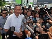 Singapore's PAP triumphs general election