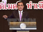Thai PM unveils new economic development strategy