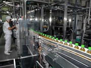Binh Duong: industrial production rises 13.8 percent