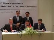 Vietnamese localities, German businesses boost trade links
