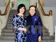 Vietnamese, Lao women enhance solidarity
