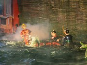 Water puppetry promoted in Hoi An