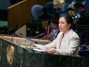 Vietnam continues to back disarmament, non-proliferation
