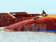 Two bodies in shipwreck near HCM City found