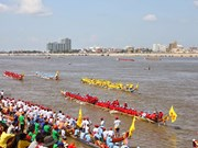 Cambodia calls off biggest annual festival over drought fears