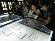 Vietnamese jewelry shines in Ninh Thuan
