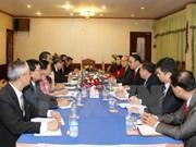 Vietnam-Laos border cooperation bears fruit