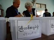 Myanmar opens door to international observers during election