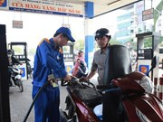 Fuel prices fall following global trend