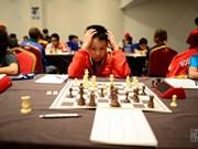 Hy wins eighth match at world chess championship