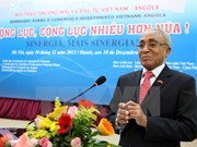Angola looks for closer relations with Vietnam