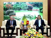 US to share experience with Vietnam in law making: Diplomat