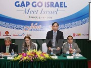 Vietnam optimises trade ties with Israel
