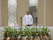 Myanmar President vows to respect election outcome