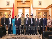 Hanoi wants to share urban development experience with Jakarta