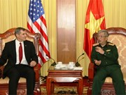 Vietnam, US seek closer ties in war consequence settlement
