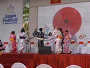 2015 Japan Festival opens in Ho Chi Minh City