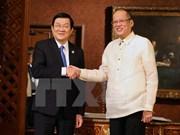Vietnam, Philippines establish strategic partnership