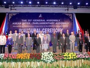 AIPA contributes to building ASEAN Community