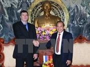 Vietnam, Russia seek stronger judicial ties