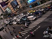 Thailand develops transport infrastructure