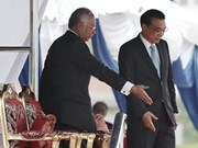 Malaysia, China ink eight MoUs, agreements in various fields