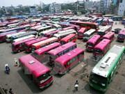 Transportation trading floor put into operation
