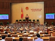 Presidential Office announces nine laws, two resolutions