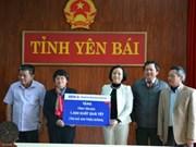BIDV vows to improve social welfare in Yen Bai