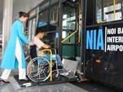 Airports to complete disabled access in two years