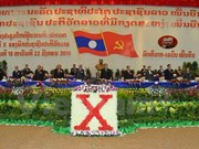 Laos: LPRP convenes 10th National Congress