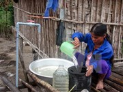Locals in 426 mountainous areas to access clean water