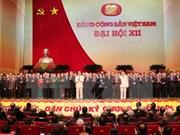 Party Congress: New Politburo announced