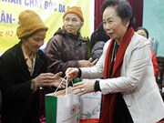 Happier Tet holiday awaits disadvantaged people