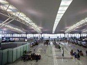 Over 53,000 people go through Noi Bai airport during four Tet days