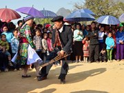 Mong ethnic cultural festival attracts crowds