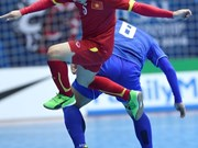 Thailand defeat Vietnam 8-0 in Uzbekistan to earn bronze medal