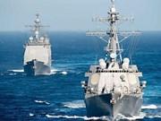Indonesia, US make plan for 2016 regular navy drill
