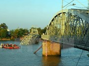 Two prosecuted for bridge collapse in Dong Nai