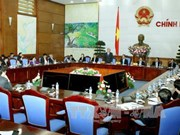Fatherland Front, Government to enhance coordination