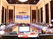 ASEAN +3 financial officials meet in Vientiane