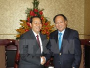 HCM City companies invited to augment investment in Lao province
