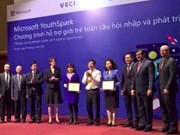 YouthSpark 2016 launched with 270,000 USD investment