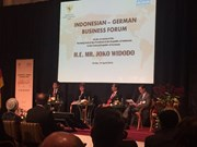 Indonesia, Germany boost bilateral ties