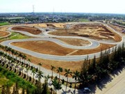 First international standard racetrack opens in Long An
